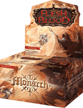 Legend Story Studios Monarch Booster Pack (Unlimited Edition) - Flesh & Blood TCG
