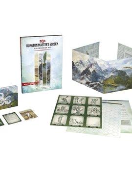 WizardsOfTheCoast D&D 5E: DM's Screen Wilderness Kit