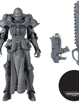 Games Workshop Adepta Sororitas Battle Sister (Artist Proof) 7-Inch Action Figure - Warhammer 40K Series 2