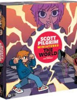 Renegade Scott Pilgrim Miniatures the World: Core Game