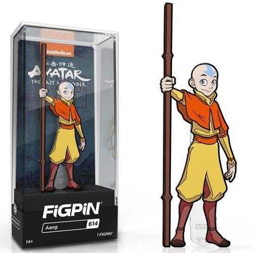 FiGPiN Aang - Avatar: The Last Airbender FiGPiN Enamel Pin