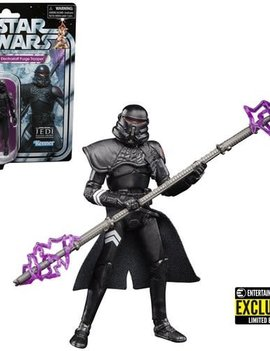 Hasbro Electrostaff Purge Trooper Action Figure - Star Wars Vintage Collection Gaming Greats (Entertainment Earth Exclusive)