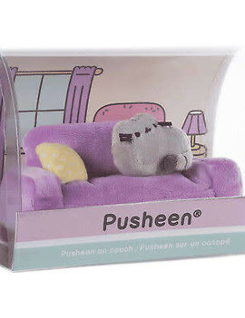 Gund Pusheen at Home Couch Collector Set - Pusheen