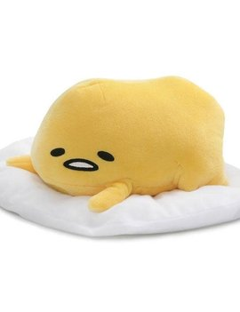 "Gund Gudetama Animated 7"" Plush - Sanrio"