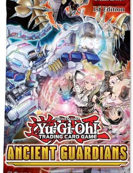 Konami Ancient Guardians Booster Pack - Yu-Gi-Oh!