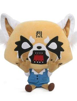 "Gund Aggretsuko Rage 12"" Plush - Sanrio"