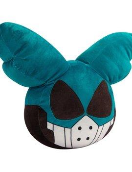 TOMY Deku Mask Club Mocchi Mocchi Cushion - My Hero Academia