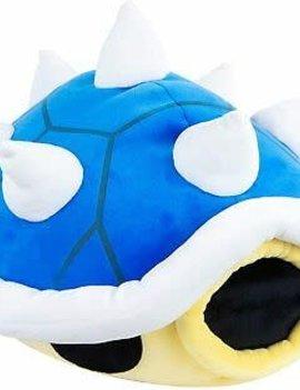 """TOMY Spiny Shell Mega Mocchi 15"""" Plush - Super Mario"""