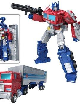 Hasbro Optimus Prime - Transformers War for Cybertron Kingdom Leader Figure