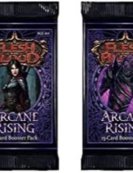 Arcane Rising Booster Pack (Unlimited Edition) - Flesh & Blood TCG