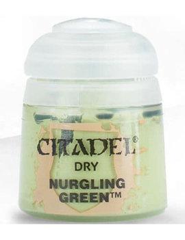 Citadel Paint Dry: Nurgling Green