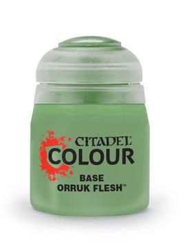 Citadel Paint Base:  Orruk Flesh