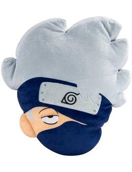 TOMY Kakashi Head Club Mocchi Mocchi Cushion - Naruto