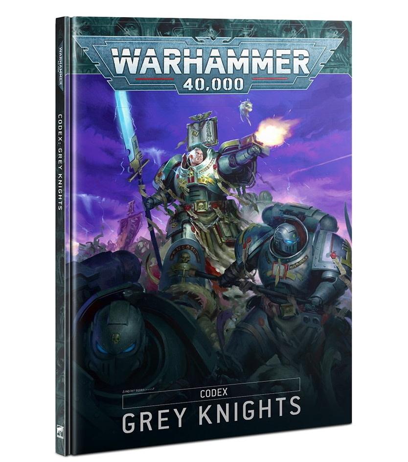 Games Workshop Codex: Grey Knights (2021)