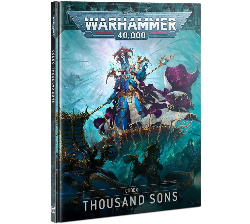 Games Workshop Codex: Thousand Sons (2021)