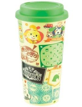 Paladone Animal Crossing 15.2 oz. Plastic Travel Mug