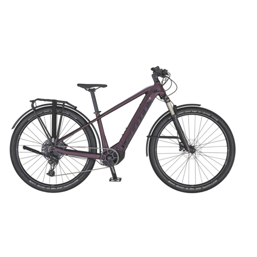 SCOTT 2020 SCOTT Axis E-Ride 20 Lady