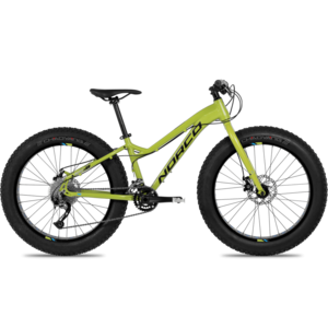 DÉMO 2017 NORCO  Bigfoot 4.3 Jaune Fluo 24''