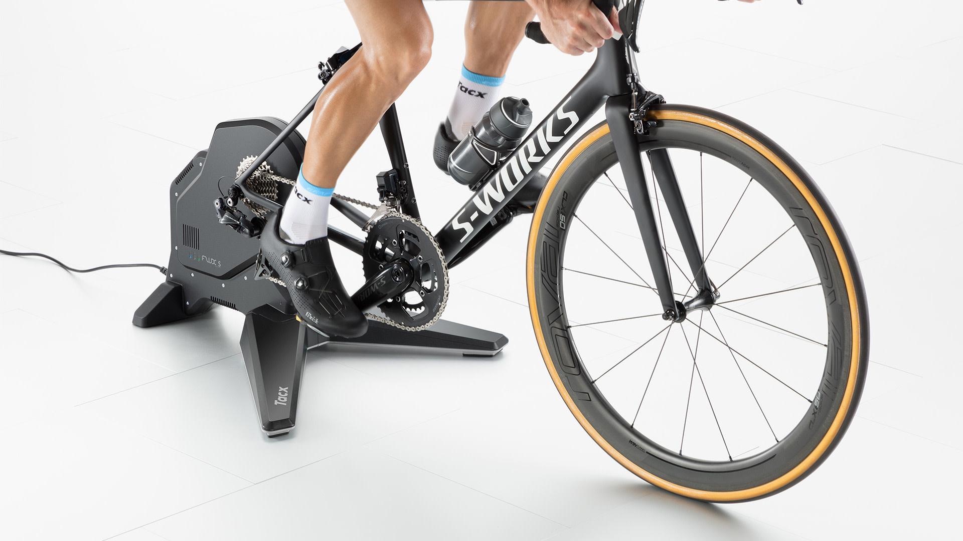 TACX Base d'entrainement Flux S Smart - Laferté Bicycles