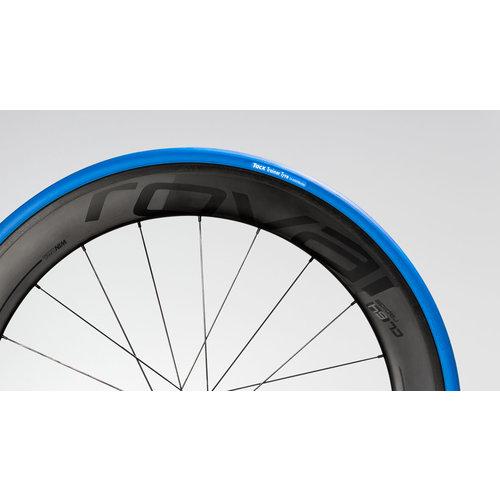 TACX TACX Pneu d'entrainement 27.5 x 1.25 Pliable 60TPI Bleu