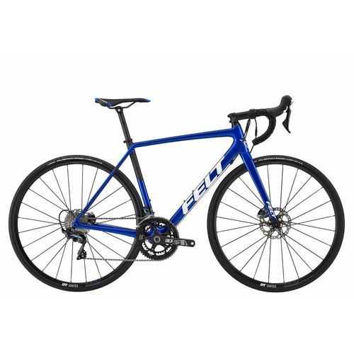 FELT DÉMO 2019 FELT FR3 Disc Blue Electric 54cm