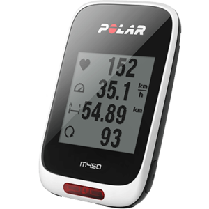 POLAR GPS M450 Blanc
