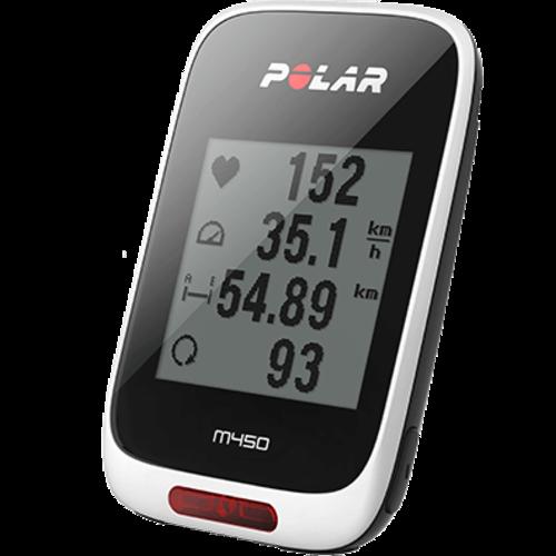 POLAR POLAR GPS M450 Blanc