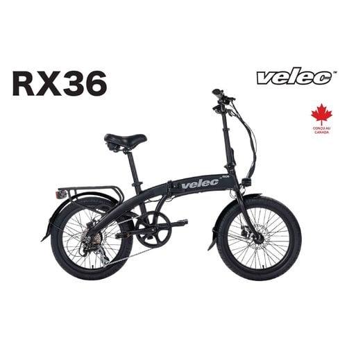 VELEC A venir 2021 VELEC RX36