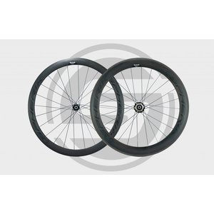 SPHERIK Roues 4S5 Disc 700 Clincher Carbone