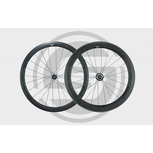 SPHERIK SPHERIK Roues 4S5 Disc 700 Clincher Carbone