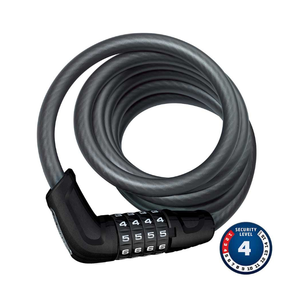 ABUS Cadenas Tresor 6512C cable serrure combinaison