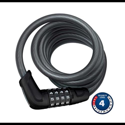 ABUS ABUS Cadenas Tresor 6512C cable serrure combinaison