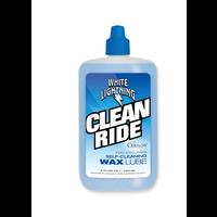 WHITE LIGHTNING Lubrifiant autonettoyant Clean Ride 8oz/240ml