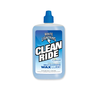 WHITE LIGHTNING Lubrifiant autonettoyant Clean Ride 8oz