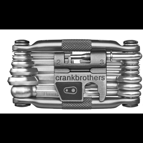 CRANKBROTHERS CRANKBROTHERS Multi-Outil 19 Noir/Silver
