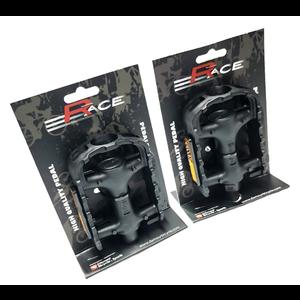 RACE Pédales plastiques MTB 9/16 LU-895