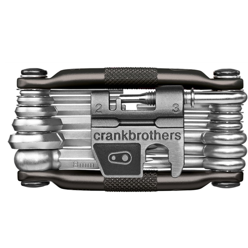 CRANKBROTHERS CRANKBROTHERS Multi-Outil 19 Noir Midnight Edition