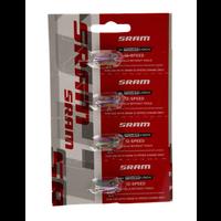 SRAM Maille Patente Eagle Powerlock 12V Argent (Unité)