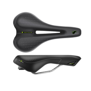 ITALIA Selle FLX Gel Flow Man Noir