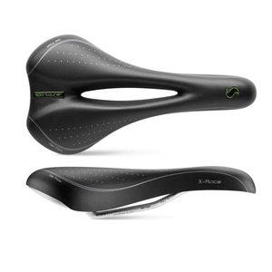 ITALIA Selle X-Race Gel Flow Noir