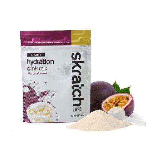 SKRATCH LABS SKRATCH Poudre mix Hydratation Sport 440g