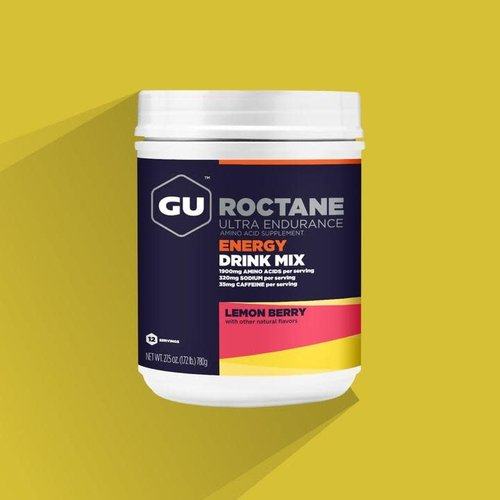 GU GU Drinx Mix Energy Roctane