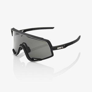 100% Lunettes Glendale - Soft Tact Black - Smoke Lens