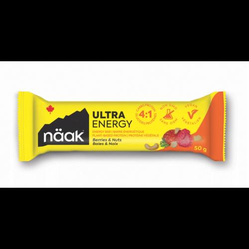 NAAK NAAK Barre Ultra énergie 50g