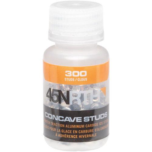 45NRTH 45NRTH Clous Concave Carbide Aluminium (300)