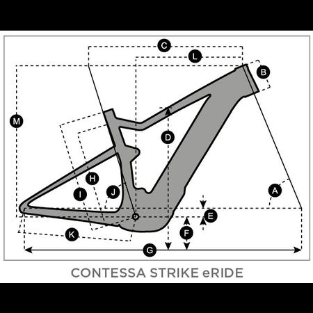 SCOTT 2021 SCOTT Strike Contessa eRide 920 US