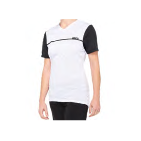 100% 100% Jersey Ridecamp S/S Femme