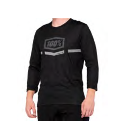 100% 100% Jersey Airmatic 3/4
