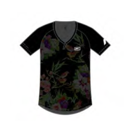 100% 100% Jersey Airmatic S/S Femme