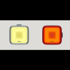 KNOG Lumières Carrées Blinder Kit avant/arriere